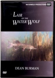 Lair of the Waterwolf DVD by Dean Burman