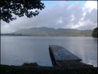 Lake of Menteith from Lochend