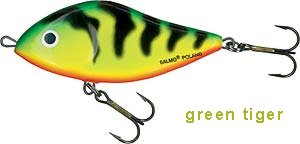 Salmo Slider Green Tiger