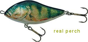 Salmo Slider Real Perch