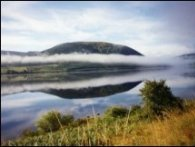 St Mary's Loch mist