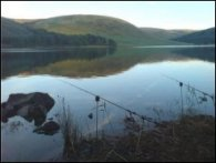 St Mary's Loch pike fishing