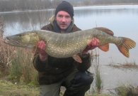 Suffolk Water Park 25lb 8oz pike Rory Whelan
