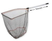 Savage Gear Telescopic Folding Rubber Landing Net