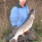 Bob Hopwood 20lb pike