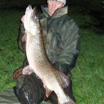 Jeff Squires 26lb pike