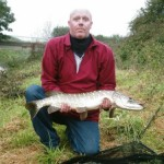 Rich Patterson 12lb pike