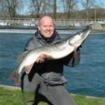 Graham Piper 14lb 4oz pike