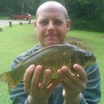 Nick Waller 1lb 15oz crucian