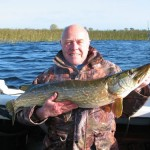 Steve French 20lb pike