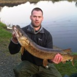 Alan Hamilton 19lb 6oz pike
