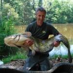 Stephen Abbott 75lb carfish
