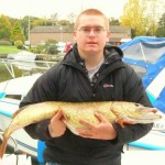 Sam Little 17lb 4oz pike