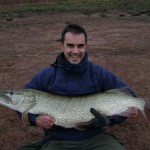 Alex Dyer 30lb 4oz pike