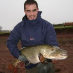 Alex Dyer 34lb 1oz pike