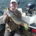 Matthew Keys 13lb pike