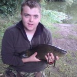 Alex Makk 5lb tench