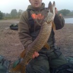 Craig Pickles 10lb 14oz pike