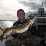 Damian 15lb 1oz pike