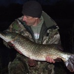 Tackle Tart river pike