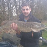 Mikey 14lb pike
