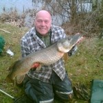 Steve French 20lb 3oz pike
