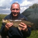 Russ Lefty Coburn 5lb 5oz chub