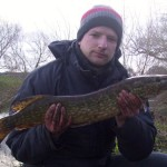 James Hinley winter pike