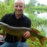 James Hinley 7lb pike