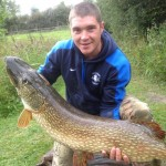 Matt Moore 33lb 4oz pike