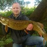 James Hinley 24lb 15oz Pike
