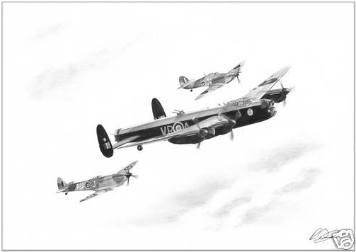 World War 2 Airplanes by Rob Woolnough