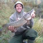 Nick Waller 9lb 3oz pike