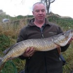 Adie 11lb 12oz pike
