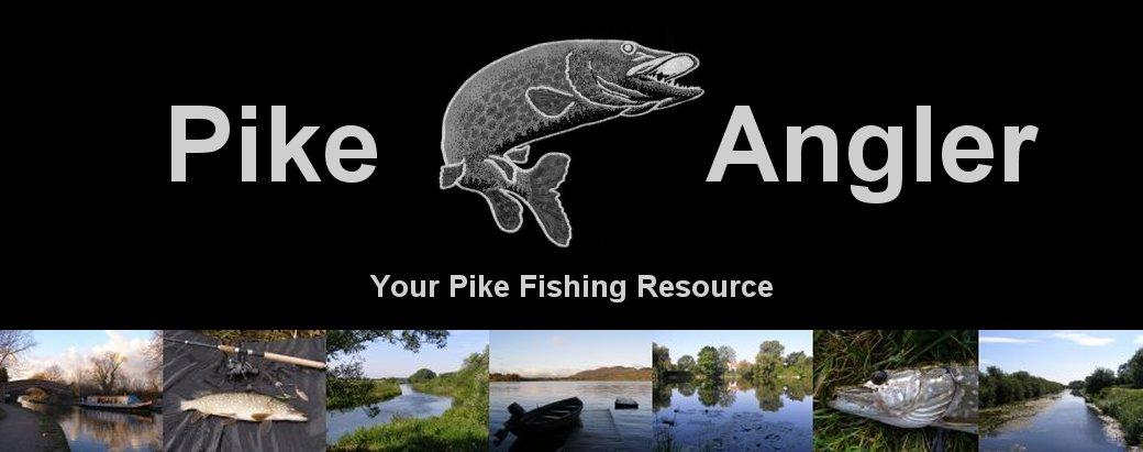 Pike Angler Banner