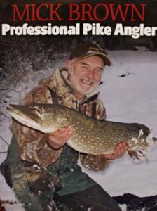 Professional Pike Angler